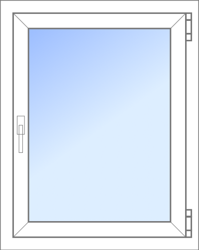 Konfigurator: Hausgang oben