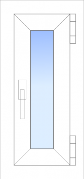 Konfigurator: Fenster Abstellraum