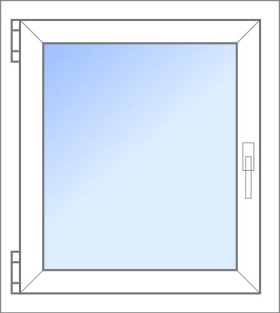 Konfigurator: Fenster Hütte rechts